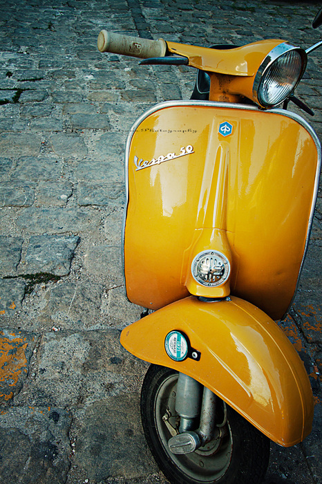 photoblog image Dream Vespa!!!