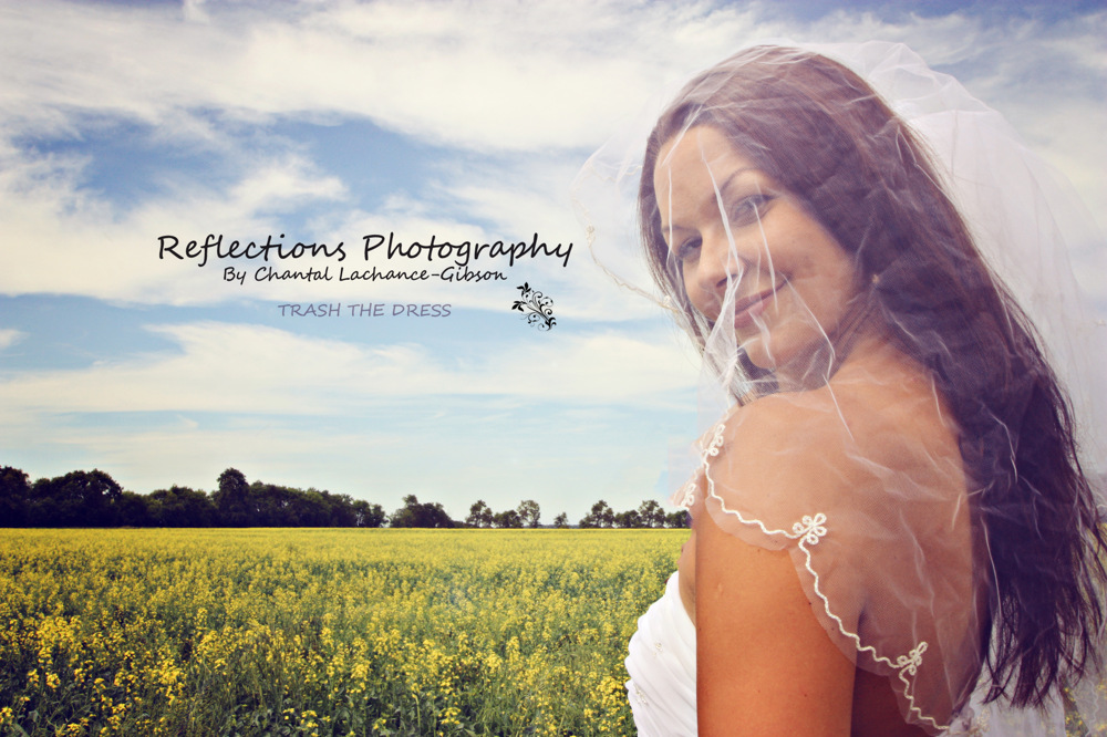 photoblog image Country Bride